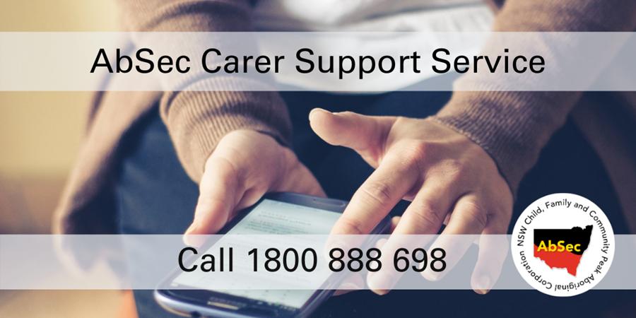 AbSec Carer Support Service